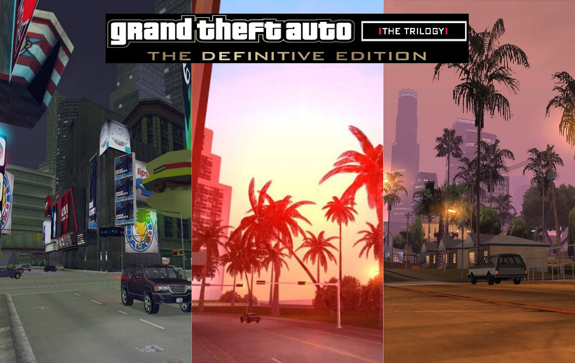 Will the new trilogy look better than GTA 5? (Image via Sportskeeda)
