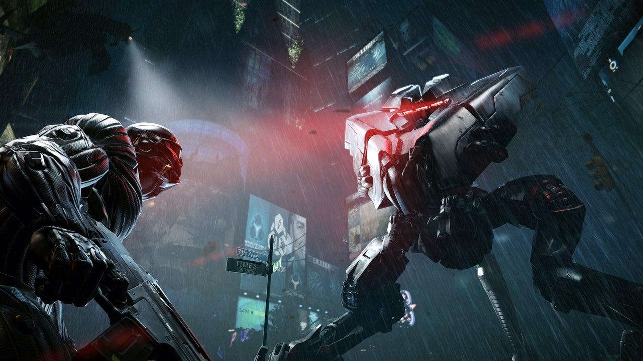 Trylogia Crysis powraca i jest lepsza niż kiedykolwiek