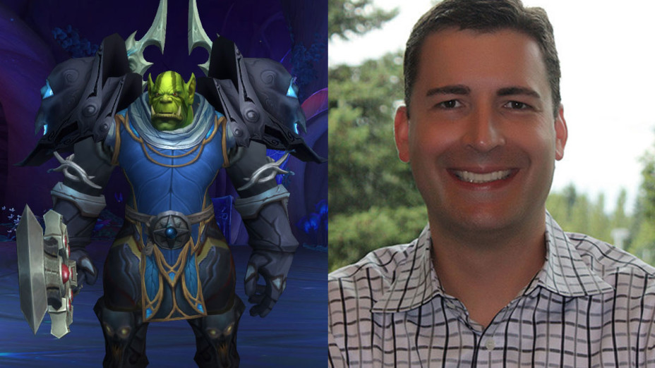 WoW: Les ventes de boosts de Mike Ybarra, L'un des directeurs de Blizzard, debata o czcionkach