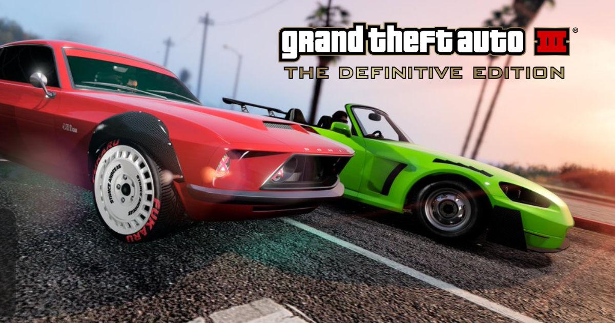 GTA: Trylogia