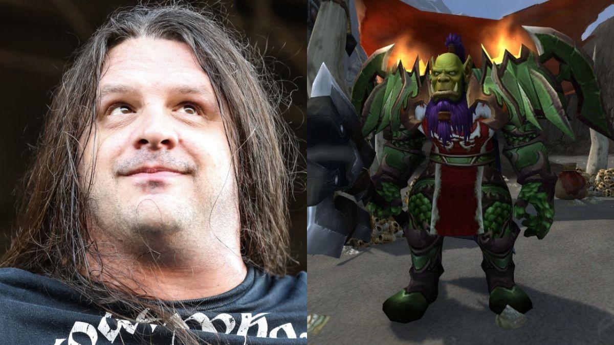 Postać Corpsegrindera w World of Warcraft została anulowana