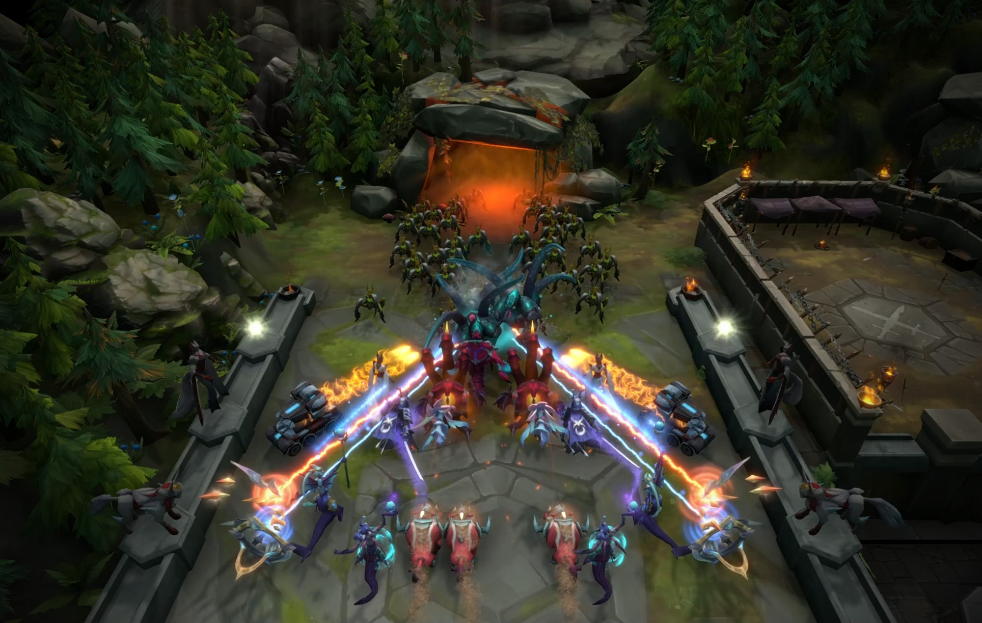 """Premiera """"Legion TD 2"""" jako samodzielna kontynuacja ukochanego modu """"Warcraft 3"""""""